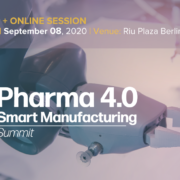 Pharma 4.0 Smart Manufacturing Summit – Berlino, 8 settembre