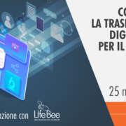 LifeBee e AboutPharma insieme per un nuovo webinar sulla digitalizzazione