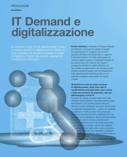 COVID IT Demand e Digitalizzazione